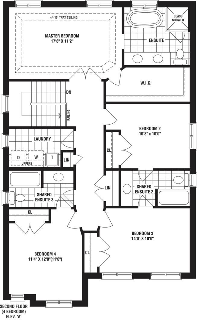 Cassatt Floorplan 2
