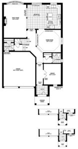 Rollingwood Lot 404 Floorplan 1