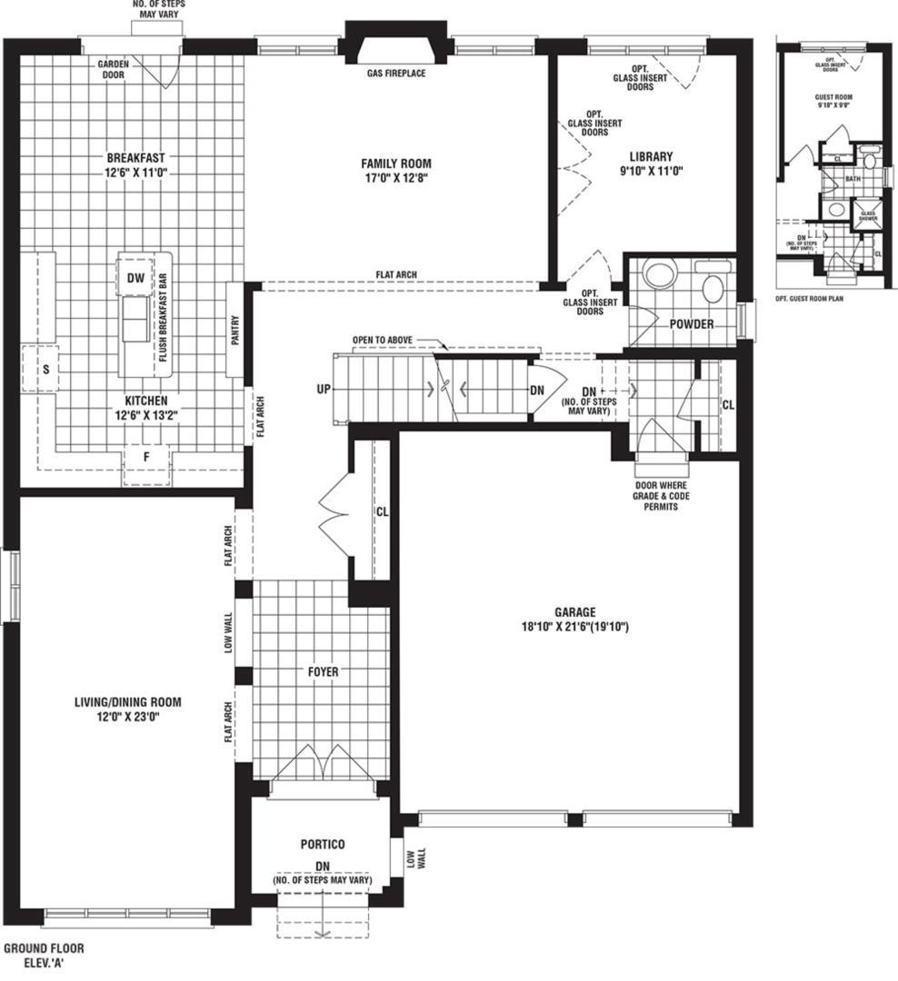 Martin Floorplan 1