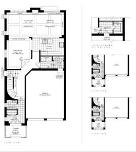 Lot 55 - Welton B Floorplan 1