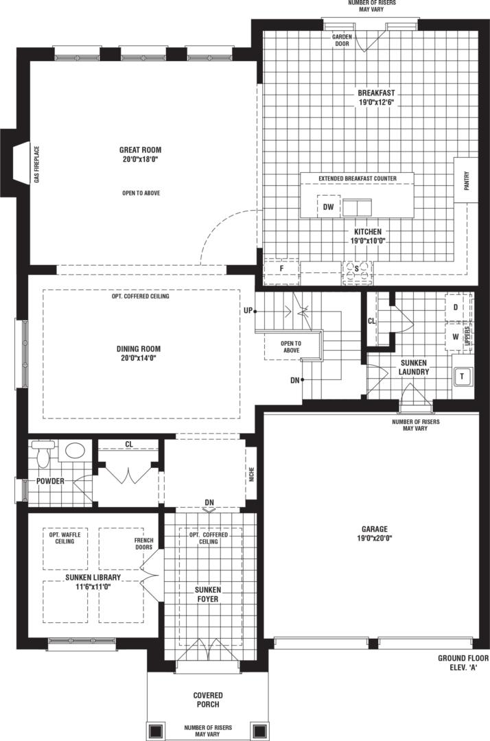 Oakwood Floorplan 1