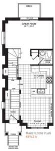 The Moncton Corner Floorplan 2