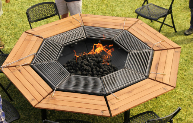 Tips for your backyard - find a unique firepit