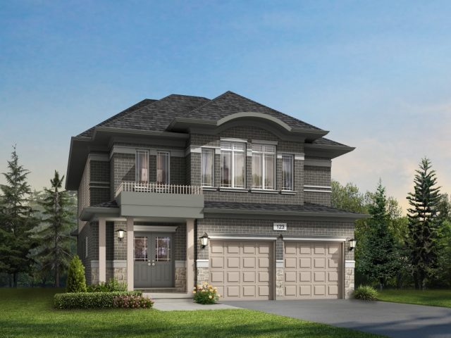 Solterra in Guelph by Fusion Homes