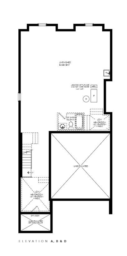 Lot 105 - Winchester D Floorplan 3