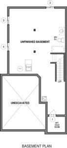 The Malibu II A Custom Floorplan 3