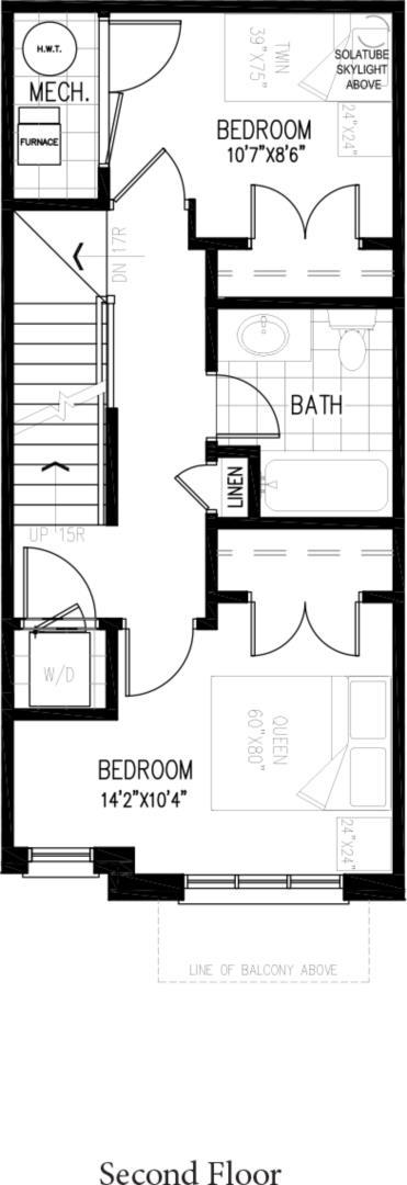 Fairfield Floorplan 3