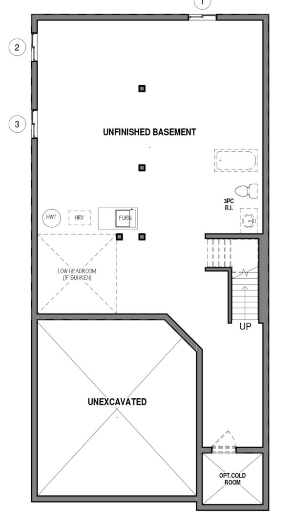 The Kahlo 34 IV B Floorplan 3