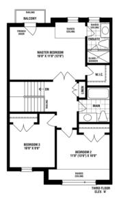 Artisan Floorplan 3