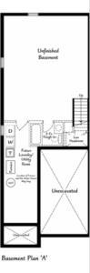 The Belevedere 6 Floorplan 3
