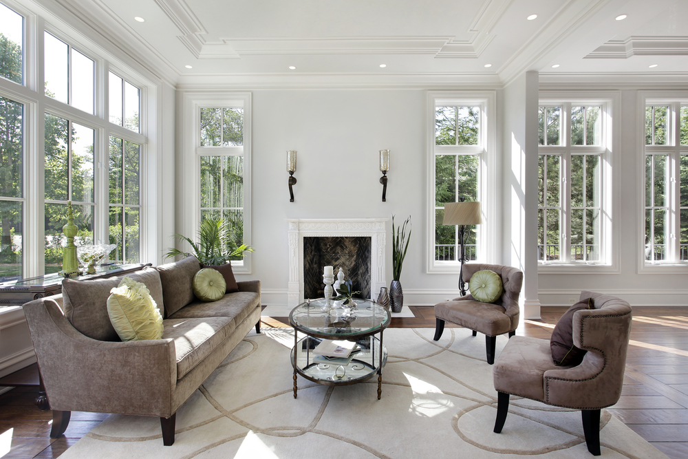 5 ways to transform your fireplace into a summer design element Image