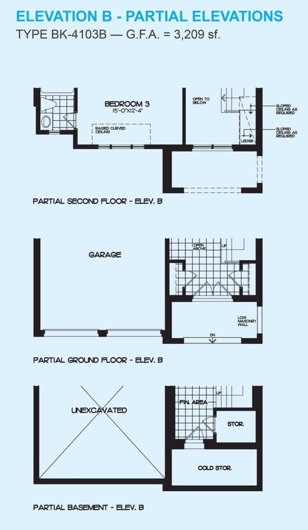 Red Pine B Floorplan 1