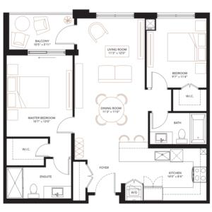 Baron Floorplan 1