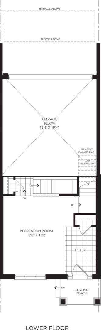 BLOCK 9, ELEV. B1 REV, UNIT 2 Floorplan 1