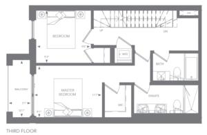 No. 3 Floorplan 3