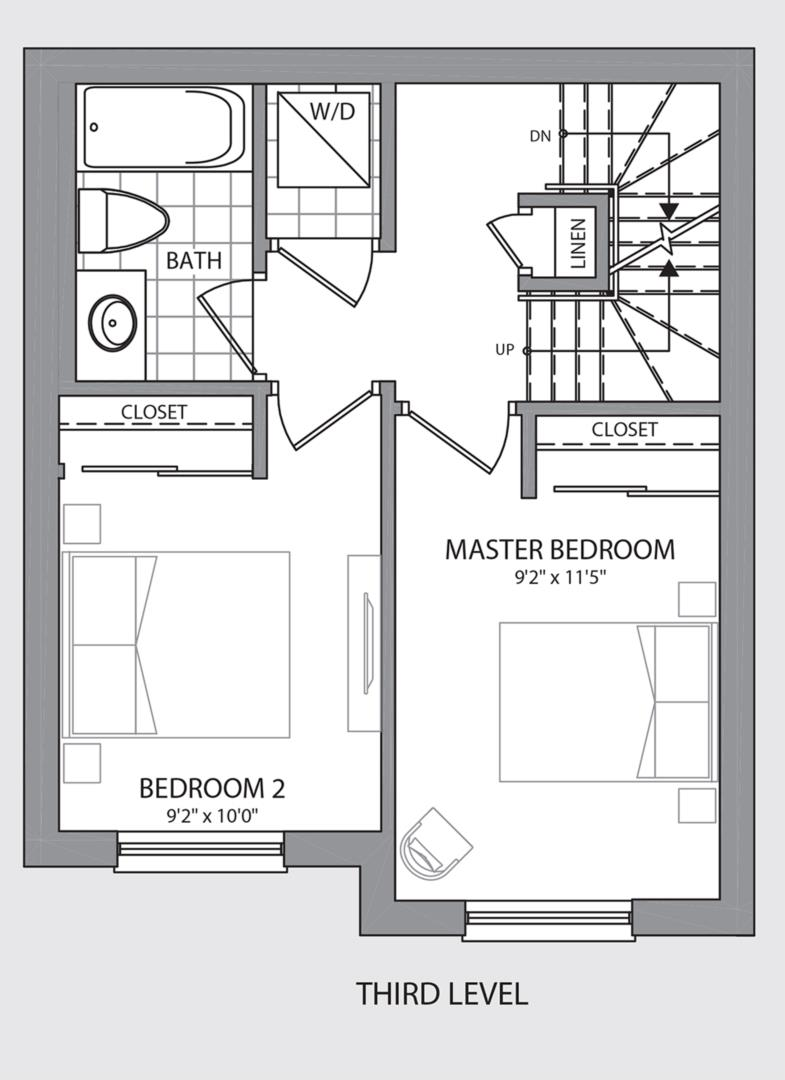 B-Series-B2 Optional Floorplan 2