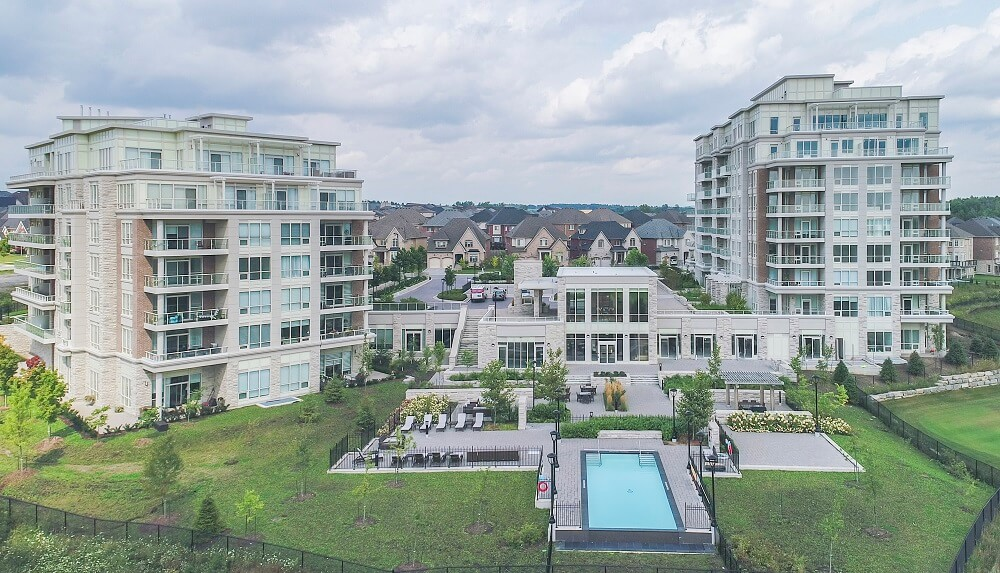 The 6th at Angus Glen in Markham by Kylemore Communities