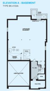 Red Pine B Floorplan 4