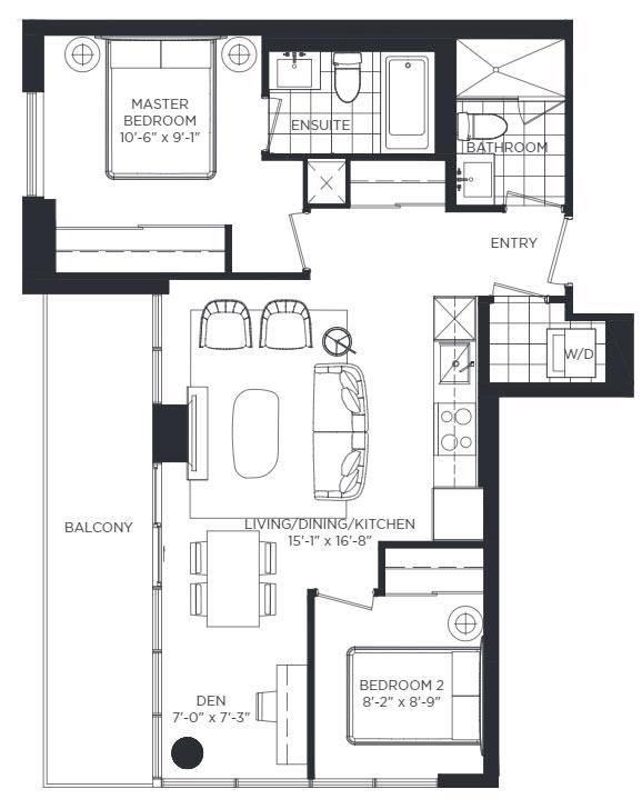 Lonsdale Floorplan 1