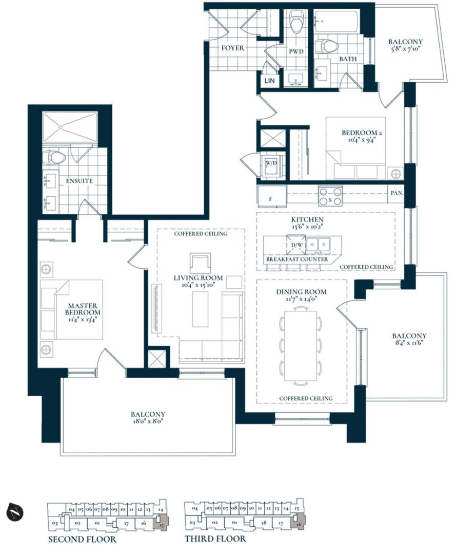 Berkshire Floorplan 1