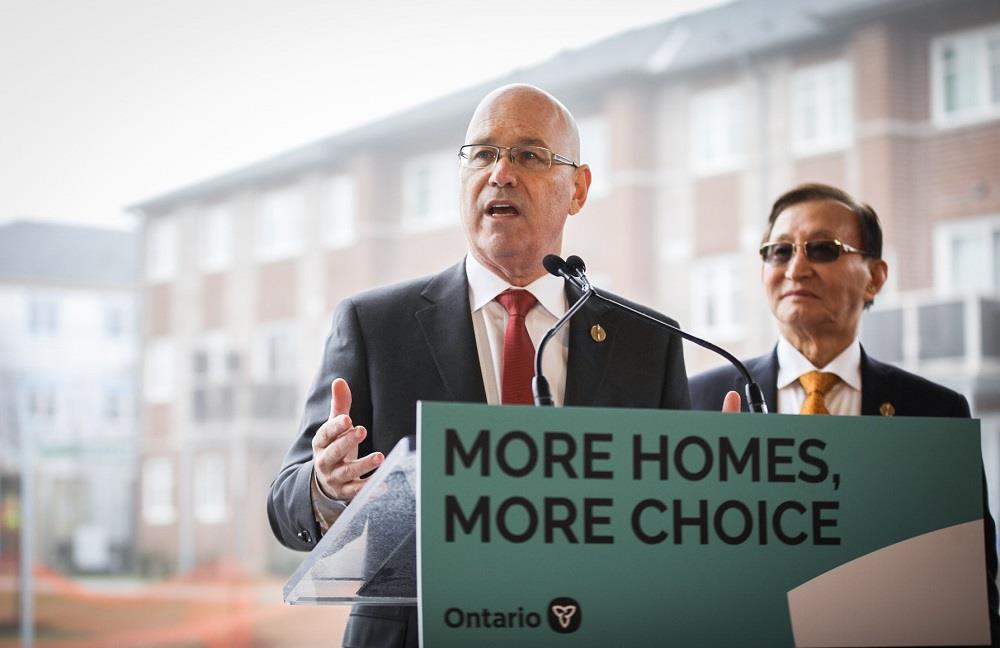 Ontario announces details of the Housing Supply Action Plan Image