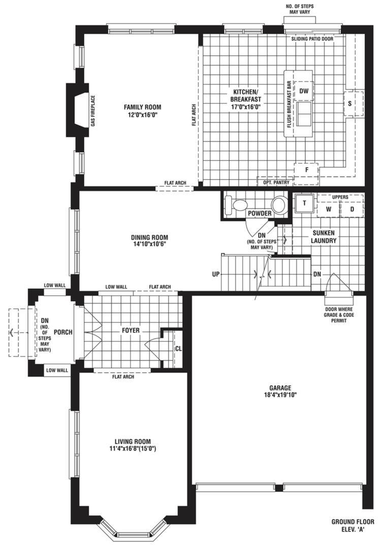 Holgate Floorplan 1