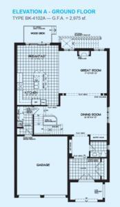 Bur Oak B Floorplan 1