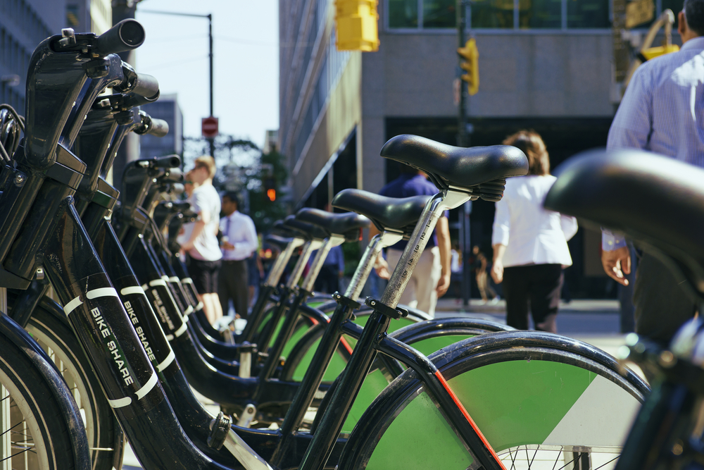 The city is getting 70 new Bike Share Toronto stations! Image