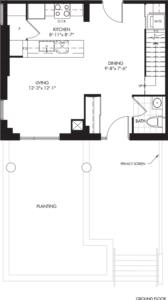 TH-C Floorplan 1