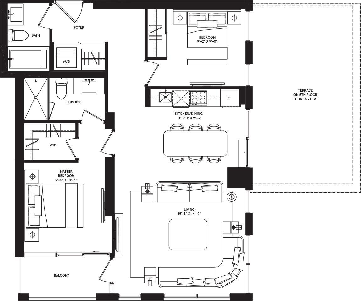 Manila Podium Floorplan 1