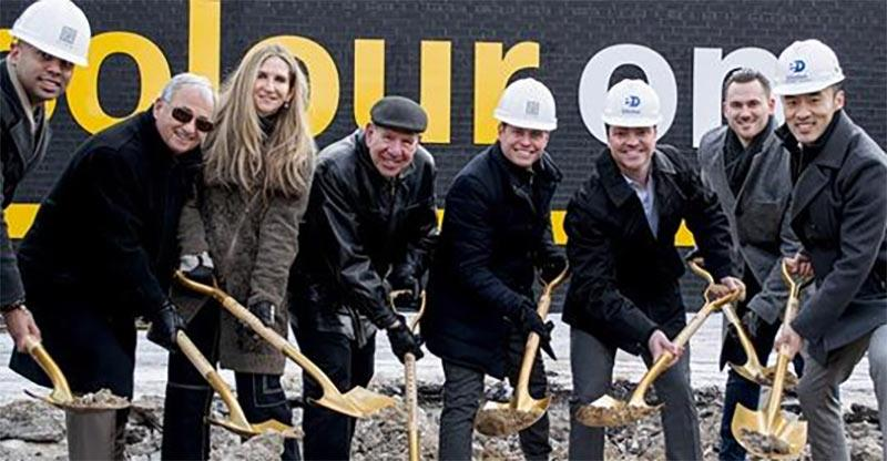 Thirty Six Zorra Officially Breaks Ground Image