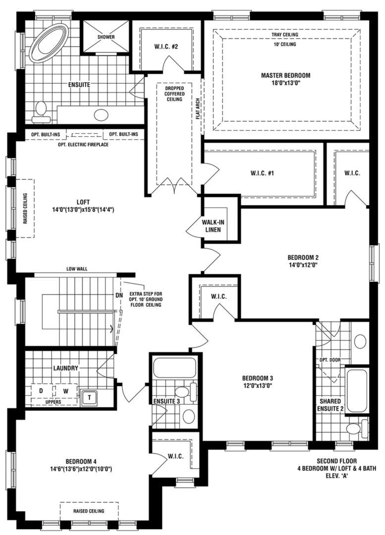 Dahlia Floorplan 2