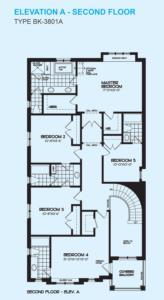 Bellflower A Floorplan 2