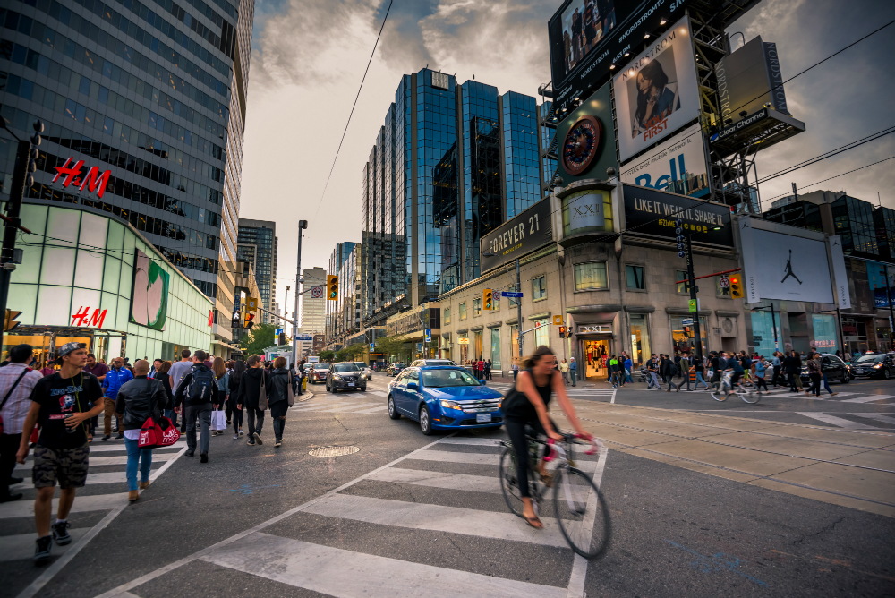 Is Toronto growing as much as we think? Image