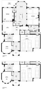The Onyx Floorplan 1