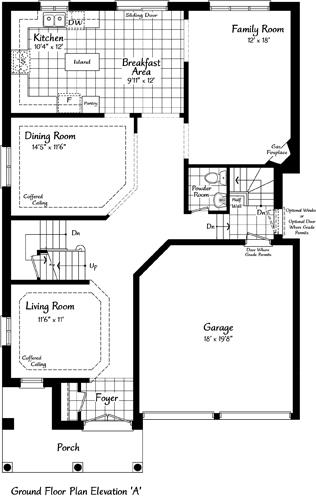 The Providence 15 Floorplan 1