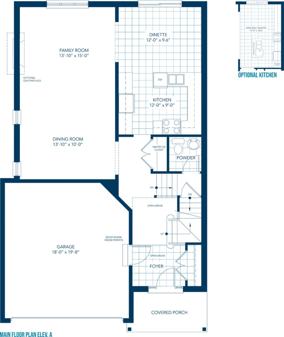Sherwood Floorplan 1