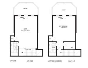 The Onyx Floorplan 3