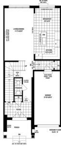 Sage A Floorplan 1