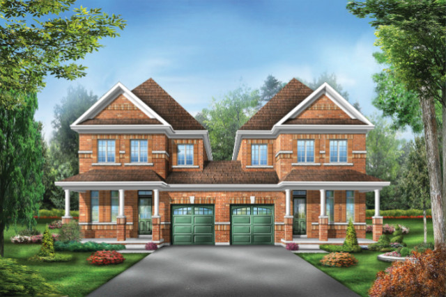 Saddle Ridge in Milton by Starlane Homes