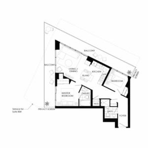 Buffet 750 Floorplan 1