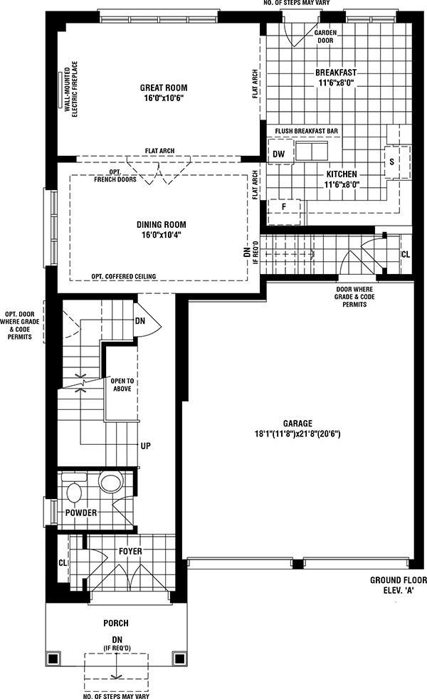 Hanover Floorplan 1