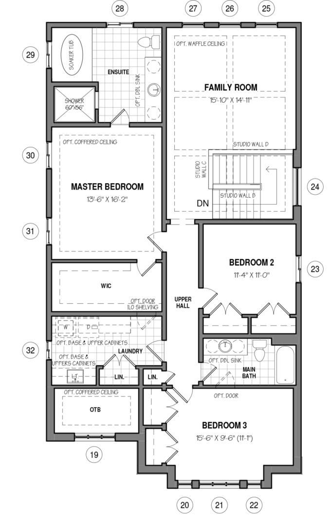 The Hail D Floorplan 2