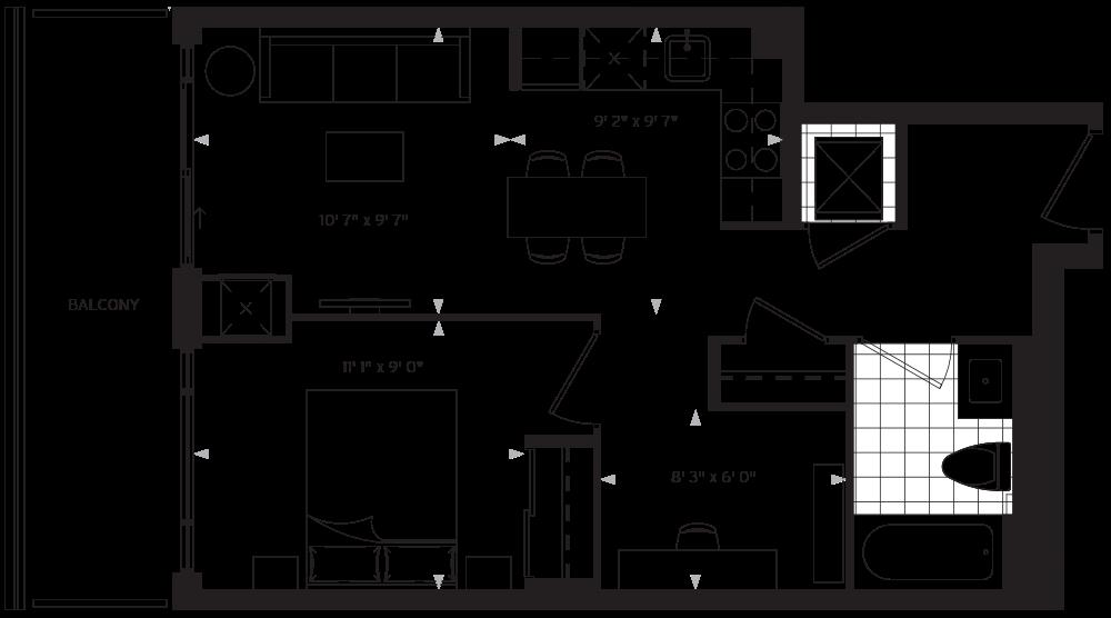 C2 | 01 Floorplan 1