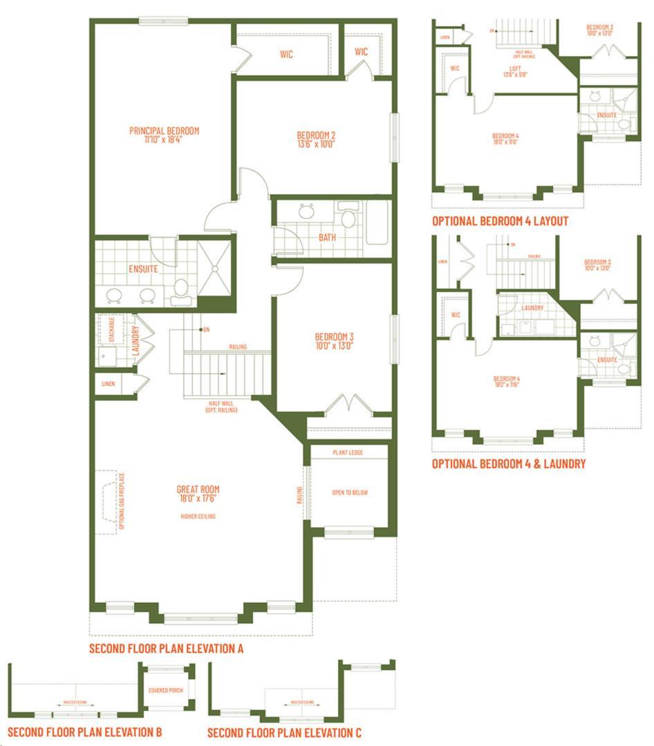 The Mapleview Floorplan 2