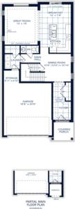 The Elmsgate B Floorplan 1