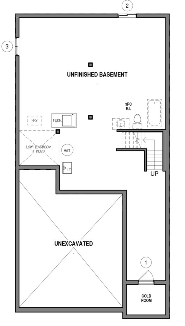 The Brockton 34 IV B Floorplan 3