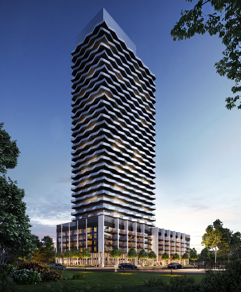 Thirty Six Zorra in Etobicoke by Altree Developments