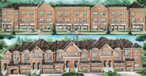 Live/Work Townhomes now available at Valleylands in West Brampton! Image