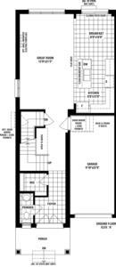 Cayenne A Floorplan 1